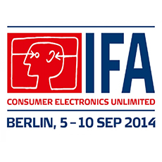 Germany, Berlin, the IFA 2014