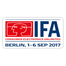 2017 the 57th IFA -Consumer Electronics Unlimited