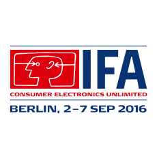 2016 the 56th IFA -Consumer Electronics Unlimited